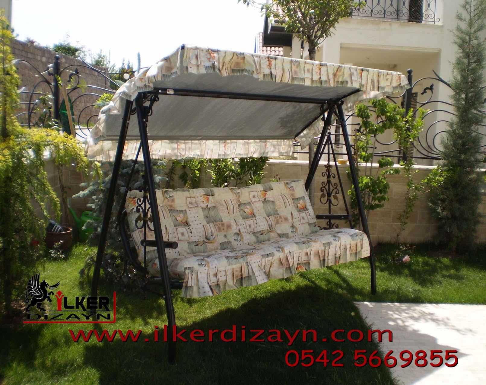 Ferforje Bahçe Salıncakları Ankara